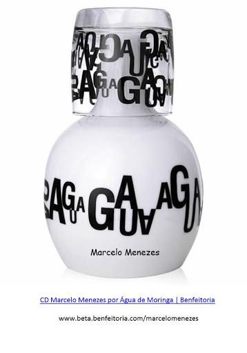 projeto 25 anos de carreira - Marcelo Menezes por Água de Moringa