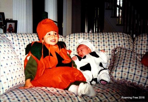 Bryce's 1st Halloween
