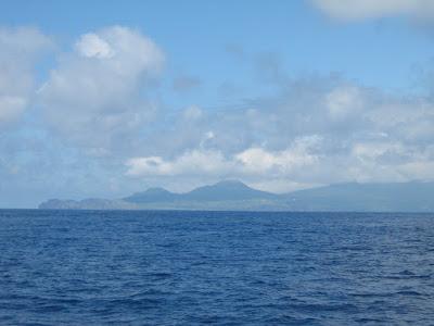 Atlantic crossing/Horta
