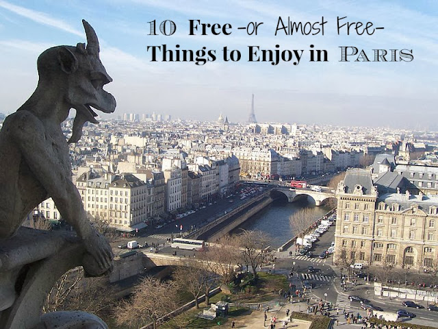 10 free - or almost free - things to do in Paris