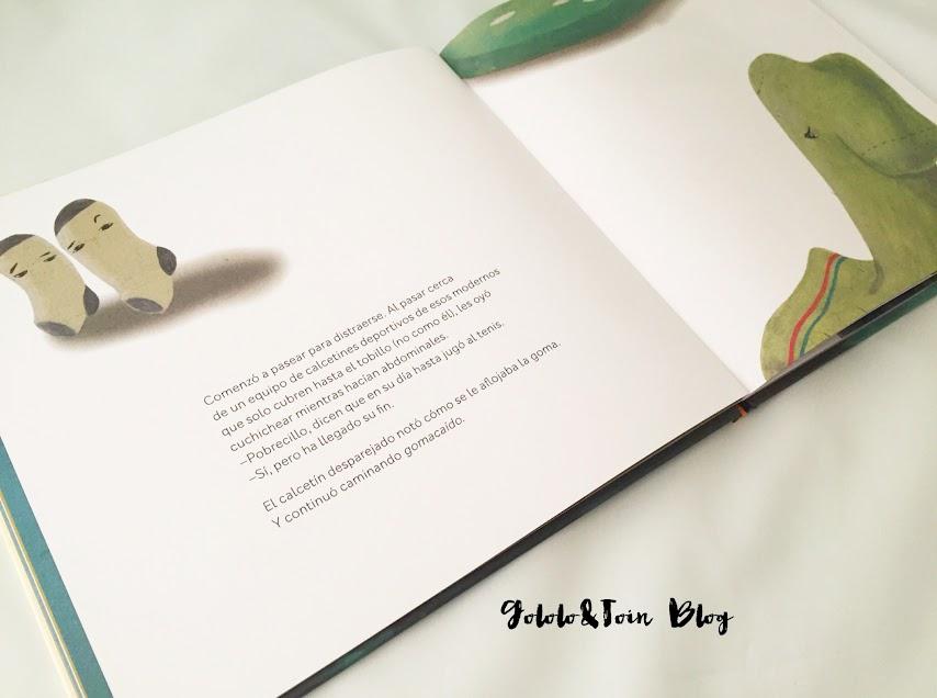 historia-de-un-calcetín-desparejado-cuento-niños-humor-literatura-infantil