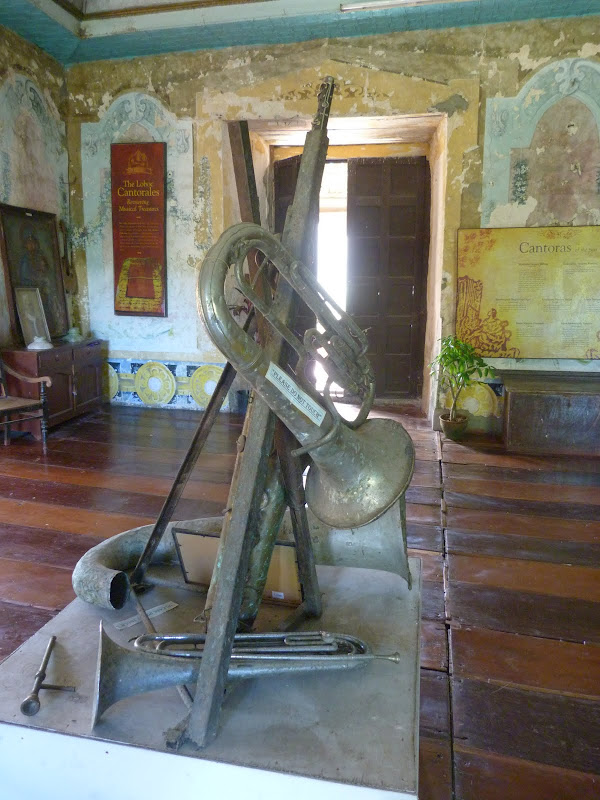 San Pedro Apostol Church. Musee Loboc