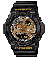Casio G Shock : GA-100GD