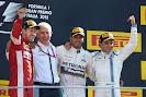 2015 Italian GP podium: 1. Hamilton, 2. Sebastian Vettel, 3. Massa