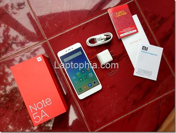 Perlengkapan Xiaomi Redmi Note 5A