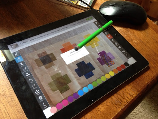 an app for quilting?