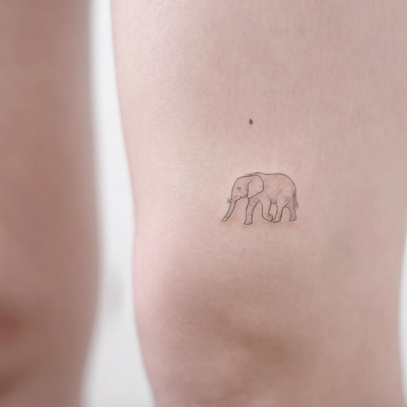 este_itty-bitty_elefante_tatuagem