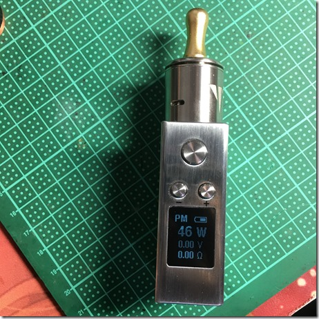 IMG 0968 thumb%25255B1%25255D - 【MOD】「Artery Nugget V2.0」のレビュー。小さくても高性能!?