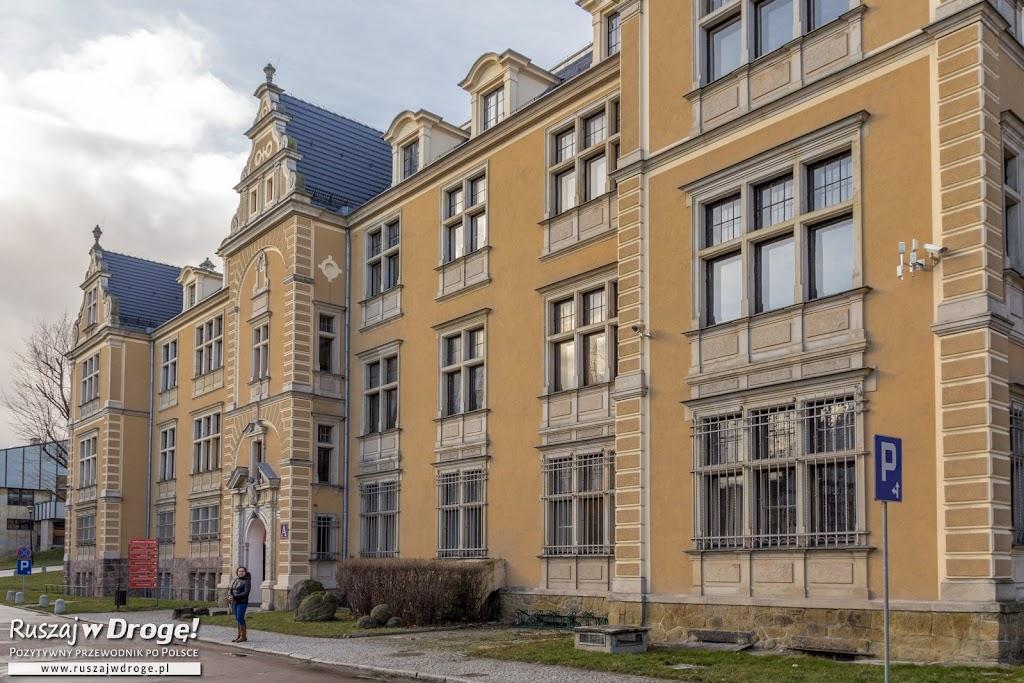 Pałac Czettritzów w Wałbrzychu