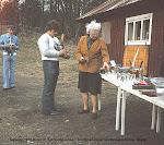 Säilä - Helsinki-Tukholma ottelu v.1976