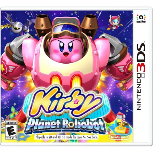 [GAMES] Kirby Planet Robobot -SUXXORS (3DS/USA)