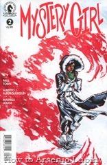 Actualización 13/02/2015: Mystery Girl #2 por Heisenberg & Oddinx.