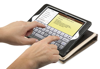 BookBook for iPad mini:タイピングモード