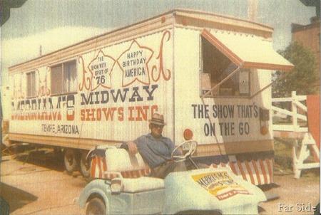 Al merriam 1975 Tama Iowa