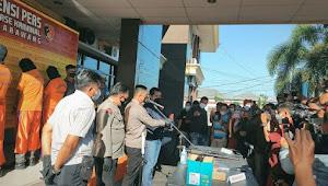 Anggota LSM Penyerang Kantor Adira Finance di Karawang Dibekuk Polisi, 3 Orang Jadi Tersangka