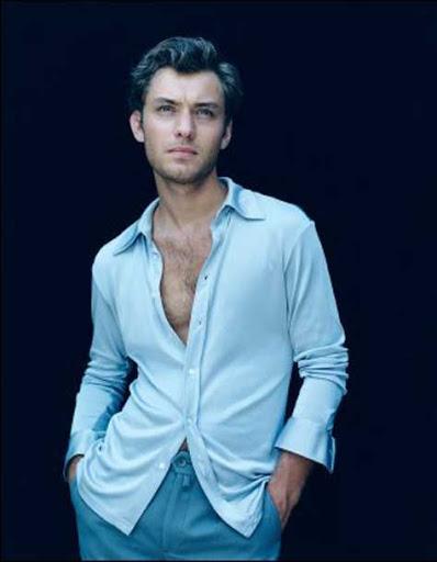 Jude Law atractivo