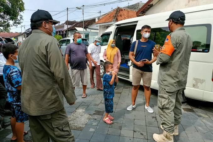 Patroli Obyek Wisata, Satpol PP Yogya Langsung Minta Pulang Wisatawan Yang Tak Bawa Hasil Antigen