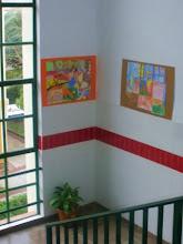 Photo: Composiciones grupales Alumnado 5º