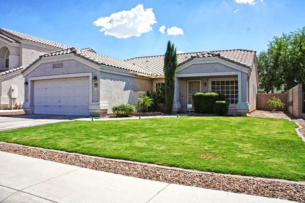 Front picture of home for sale in Surprise AZ