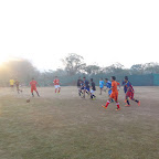 FOOTBALL MATCH FOR BOYS OF WIS PAWAN BAUG (SECONDARY SECTION)