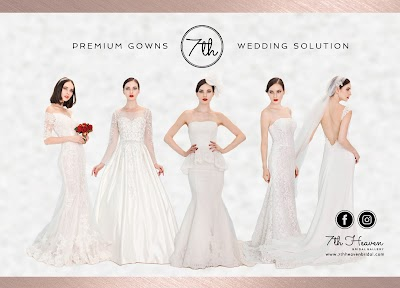 perfect wedding dress klang valley