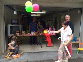 Garagen-Flohmarkt Samstag 19.09.2015