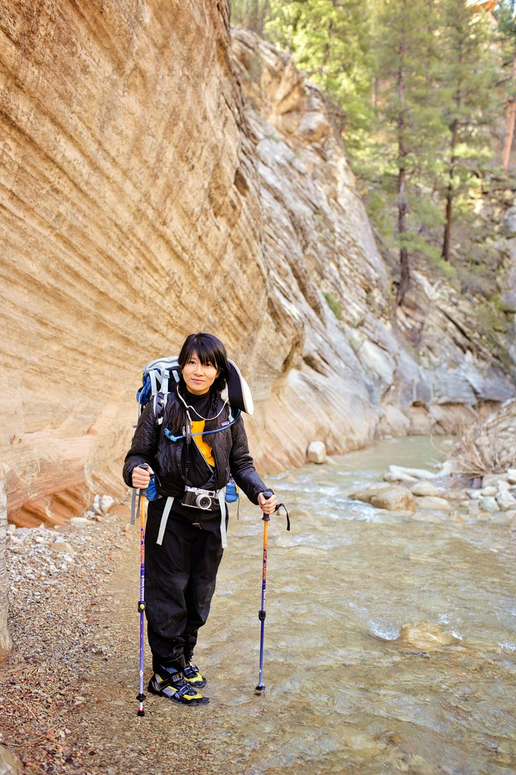 Best Hikes in Utah at Zions National Park.