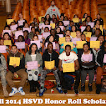 2014-2015 Honor Roll