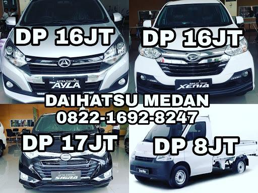 Promo Lebaran Daihatsu 2018 Xenia DP 17Juta Granmax PU 9Juta Sigra Ayla DAIHATSU SM RAJA MEDAN 0822 1692 8247