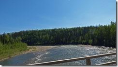 Kakwa River, Highway 40