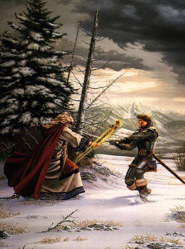 Magic Of Cannibalish Warrior, Magick Warriors 3