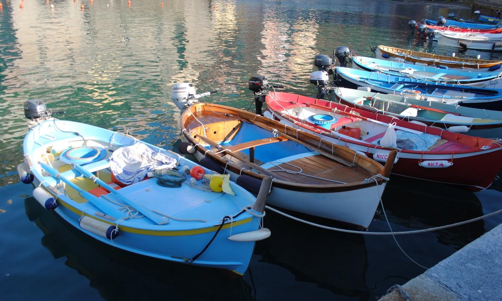 My Photos: Italy -- Cinque Terre -- Vernazza