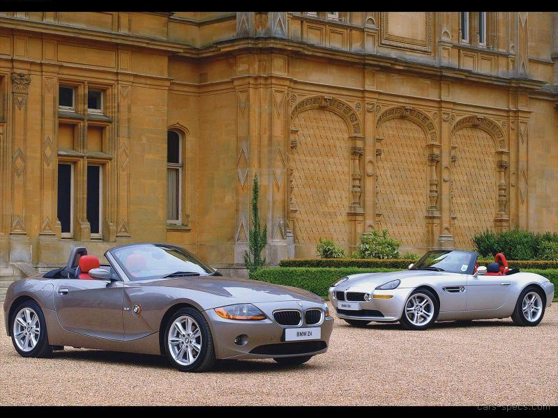2001 Bmw Z8 Convertible Specifications Pictures Prices