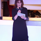 WWW.ENTSIMAGES.COM -    Arlene Phillips presenting an award at         Wear it for Autism - charity catwalk show at Millennium Hotel London Knightsbridge, London October 6th 2014Charity fashion show to celebrate families and individuals affected by autism.                                               Photo Mobis Photos/OIC 0203 174 1069