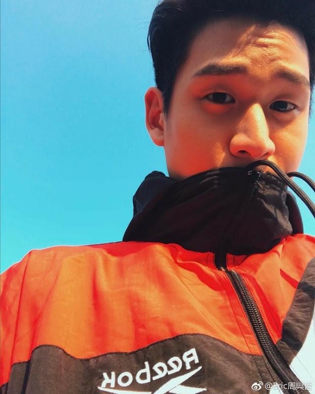 Eric Zhou Xingzhe China Actor