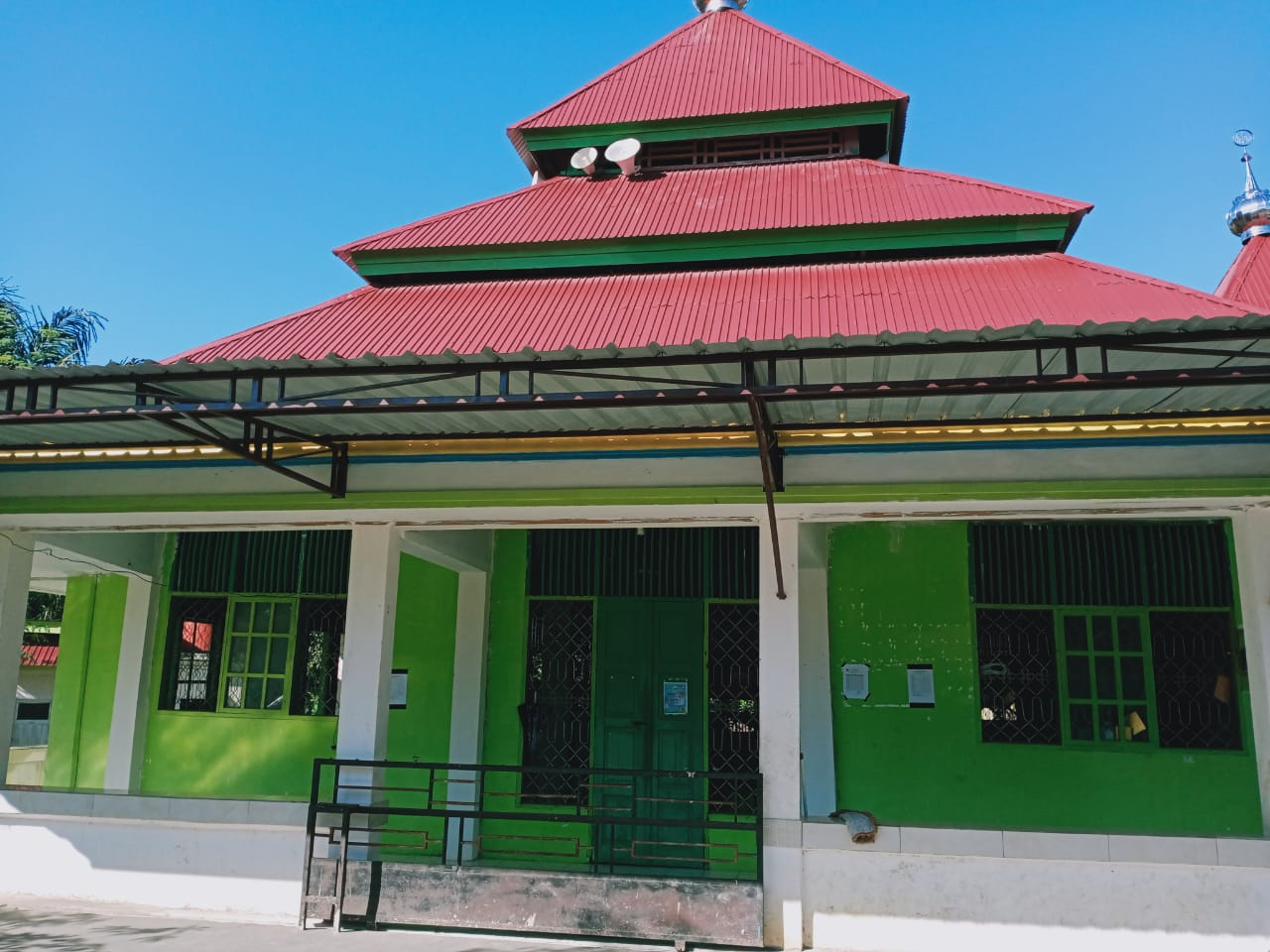 Kepala Desa Ondoke Abdul Latif Apresiasi Pengurus Masjid Nurul Iksan Gelar Berbagai Lomba di Bulan Ramadhan
