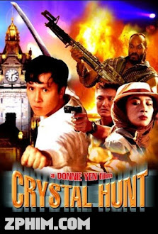 Nộ Hải Uy Long - Crystal Hunt (1991) Poster