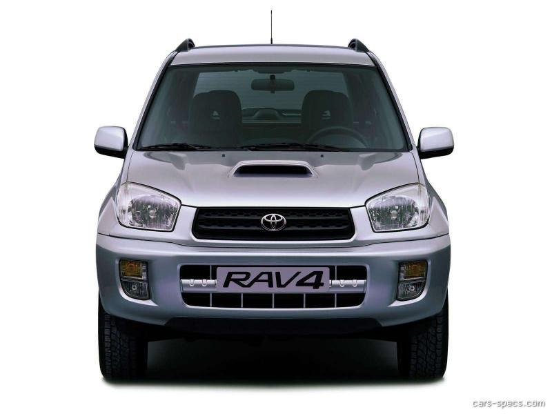 2001 toyota rav4 suv specifications pictures prices. Black Bedroom Furniture Sets. Home Design Ideas