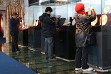Musée de la Capitale : exposition Exportation des porcelaines chinoises