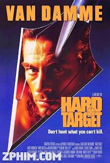 Mục Tiêu Khó Diệt - Hard Target (1993) Poster