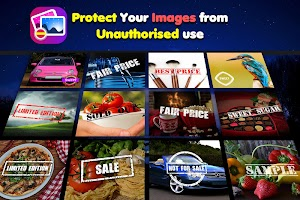 Watermark for Photos : Protect your Images