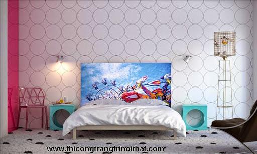 Mẫu Phòng Ngủ Đẹp Từ Công Ty NOYO - <strong><em>Thi công trang trí nội thất</em></strong>-5