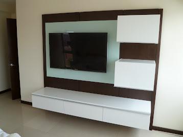 Muebles para tv minimalistas closets orbis - Fotos muebles para tv ...