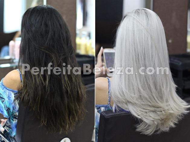 de morena a loira, cabelo platinado em morenas, passo a passo de cabelo loiro, passo a passo de cabelo platinado