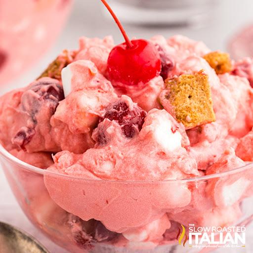 Cherry Pie Cheesecake Salad Recipe