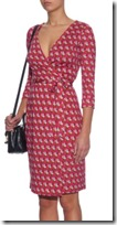 Diane von Furstenberg new Julian 2 dress