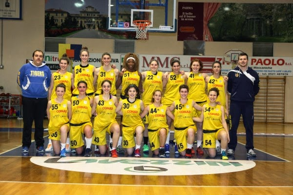 Finale Four Regionale Under 17 - Memorial Giulia Cesaroni - Trofeo CONAD