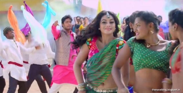 Plumpy Navel, Deep Navel And Actress Sexy Images: Poorna