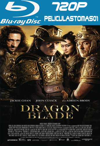 Dragon Blade (2015) BDRip m720p