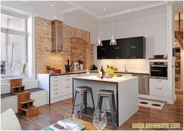 Desain Dapur Minimalis Modern Terbaru